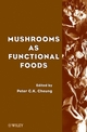 Mushrooms as Functional Foods (0470054069) cover image