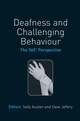 Deafness and Challenging Behaviour: The 360° Perspective (0470057769) cover image