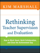 Rethinking Teacher Supervision and Evaluation: How to Work Smart, Build Collaboration, and Close the Achievement Gap  (0470449969) cover image