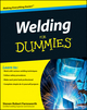 Welding For Dummies (0470455969) cover image