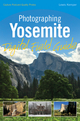 Photographing Yosemite Digital Field Guide (0470586869) cover image