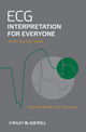 ECG Interpretation for Everyone: An On-The-Spot Guide (0470655569) cover image