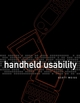 Handheld Usability  (0470844469) cover image