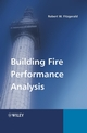 Building Fire Performance Analysis (0470863269) cover image