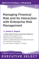 Managing Financial Risk and Its Interaction with Enterprise Risk Management (0470952369) cover image
