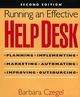 Running an Effective Help Desk, 2nd Edition (0471248169) cover image
