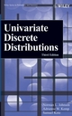 Univariate Discrete Distributions, 3rd Edition (0471272469) cover image