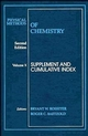 Physical Methods of Chemistry, Volume 10, Supplement and Cumulative Index, 2nd Edition (0471570869) cover image