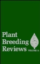 Plant Breeding Reviews, Volume 11 (0471573469) cover image
