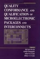 Quality Conformance and Qualification of Microelectronic Packages and Interconnects (0471594369) cover image