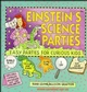Einstein's Science Parties: Easy Parties for Curious Kids  (0471596469) cover image