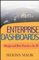 Enterprise Dashboards: Design and Best Practices for IT (0471738069) cover image