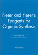 Fieser and Fieser's Reagents for Organic Synthesis, Volume 10 (0471866369) cover image