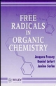 Free Radicals in Organic Chemistry (0471954969) cover image