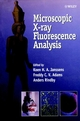 Microscopic X-Ray Fluorescence Analysis (0471974269) cover image