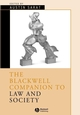 The Blackwell Companion to Law and Society (0631228969) cover image