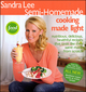 Sandra Lee Semi-Homemade Cooking Made Light (0696232669) cover image