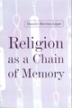 Religion as a Chain of Memory (0745620469) cover image