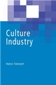 Culture Industry (0745626769) cover image