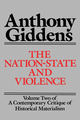 The Nation-State and Violence (0745666469) cover image