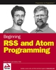 Beginning RSS and Atom Programming (0764579169) cover image