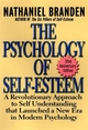 The Psychology of Self-Esteem: A Revolutionary Approach to Self-Understanding that Launched a New Era in Modern Psychology (0787945269) cover image