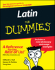 Latin For Dummies (1118053869) cover image