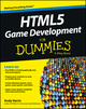 HTML5 Game Development For Dummies (1118074769) cover image