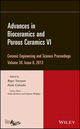 Advances in Bioceramics and Porous Ceramics VI: Ceramic Engineering and Science Proceedings, Volume 34 Issue 6 (1118807669) cover image