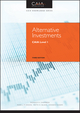 Alternative Investments: CAIA Level I, 3rd Edition (1119003369) cover image