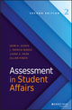 Assessment in Student Affairs, 2nd Edition (1119051169) cover image