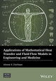 Applications of Mathematical Heat Transfer and Fluid Flow Models in Engineering and Medicine (1119320569) cover image