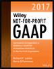 Wiley Not-for-Profit GAAP 2017: Interpretation and Application of Generally Accepted Accounting Principles (1119385369) cover image