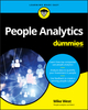 People Analytics For Dummies (1119434769) cover image
