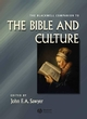 The Blackwell Companion to the Bible and Culture (1405101369) cover image
