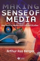 Making Sense of Media: Key Texts in Media and Cultural Studies (1405120169) cover image