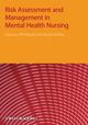 Risk Assessment and Management in Mental Health Nursing (1405152869) cover image