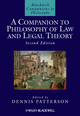 A Companion to Philosophy of Law and Legal Theory, 2nd Edition (1405170069) cover image