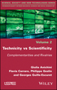 Technicity vs Scientificity: Complementarities and Rivalries (1786301369) cover image