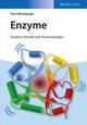 Enzyme: Struktur, Kinetik und Anwendungen (3527695869) cover image