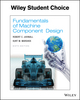 Fundamentals of Machine Component Design, 6th Edition (EHEP003669) cover image