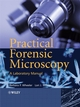 Practical Forensic Microscopy: A Laboratory Manual (047003176X) cover image