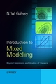 Introduction to Mixed Modelling: Beyond Regression and Analysis of Variance (047003596X) cover image