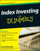 Index Investing For Dummies (047029406X) cover image