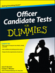 Officer Candidate Tests For Dummies (047059876X) cover image