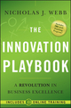 The Innovation Playbook: A Revolution in Business Excellence (047063796X) cover image