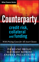 Counterparty Credit Risk, Collateral and Funding: With Pricing Cases For All Asset Classes (047074846X) cover image