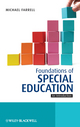 Foundations of Special Education: An Introduction (047075396X) cover image