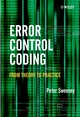 Error Control Coding: From Theory to Practice (047084356X) cover image
