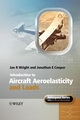 Introduction to Aircraft Aeroelasticity and Loads (047085846X) cover image